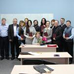 Группа ПП4_2016 выпуск специалистов по охране труда