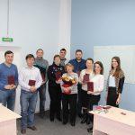 Группа ПП5_2016 выпуск специалистов по охране труда