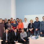 Группа ПП1_2016 выпуск специалистов по охране труда
