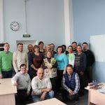 Группа ПП2_2016 выпуск специалистов по охране труда